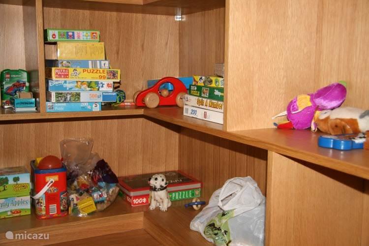 Speelgoed en spelletjes