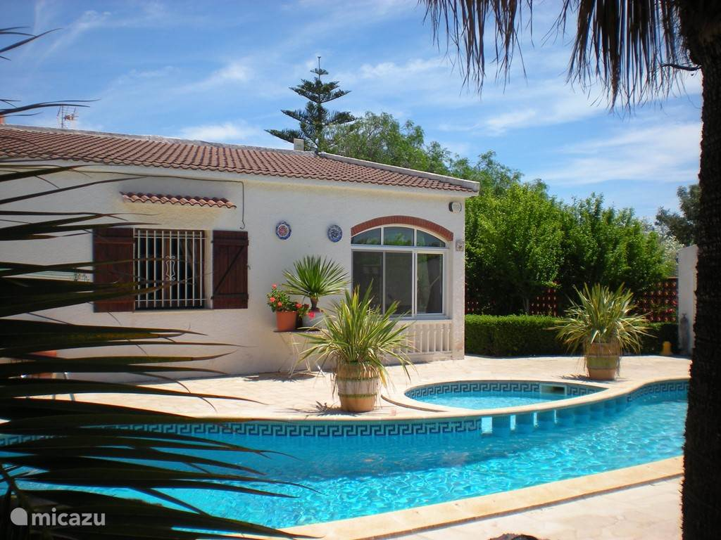 Vakantiehuis Spanje, Costa Dorada, L'Ametlla de Mar villa Villa Garcia