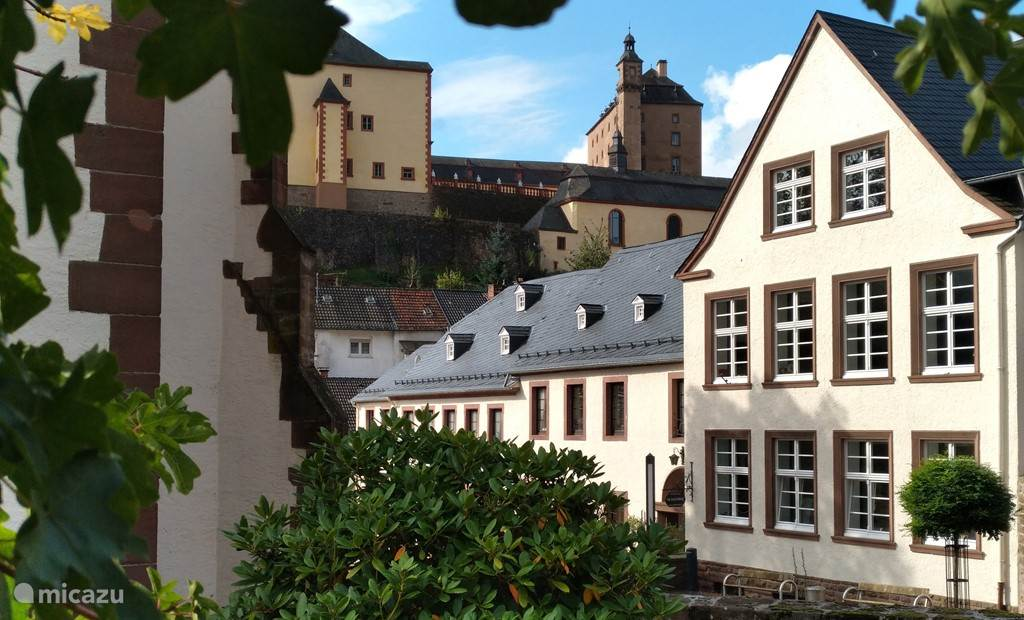 Vacation rental Germany, Eifel, Malberg - holiday house Alte Schule Malberg Groups