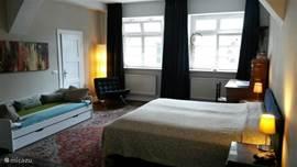 Alte Schule Malberg 2. Slaapkamer voor 2 volwassenen + 2 kinderen