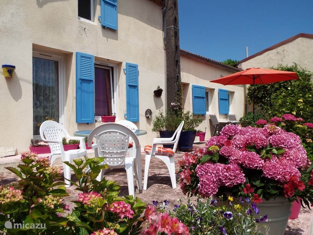 Vakantiehuis Frankrijk, Vendée, Château-Guibert Vakantiehuis Maison Violette