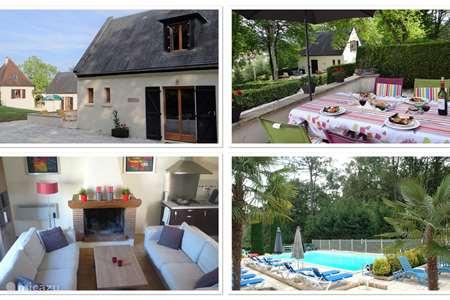 Vakantiehuis Frankrijk, Dordogne, Carlux gîte / cottage Eglantine