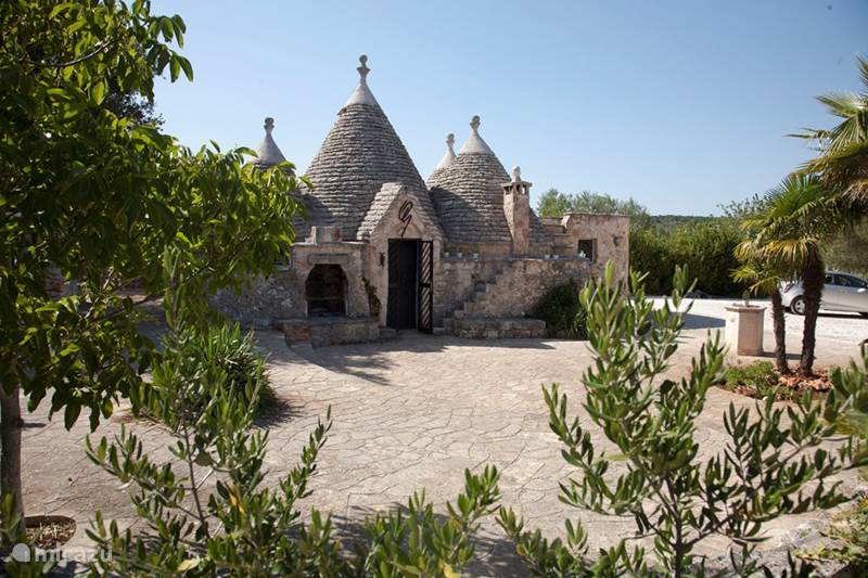 Vakantiehuis Italië, Apulië (Puglia) , Ostuni Vakantiehuis Trullo del Attore