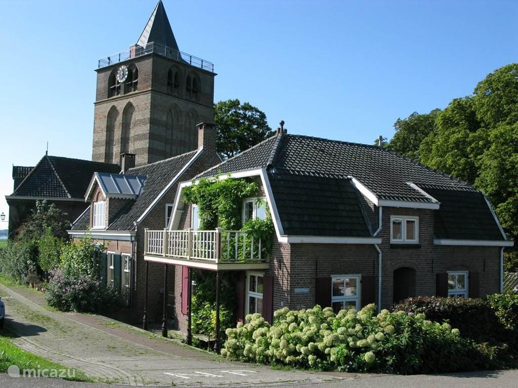 Vacation rental Netherlands, Gelderland, Varik holiday house Waallust