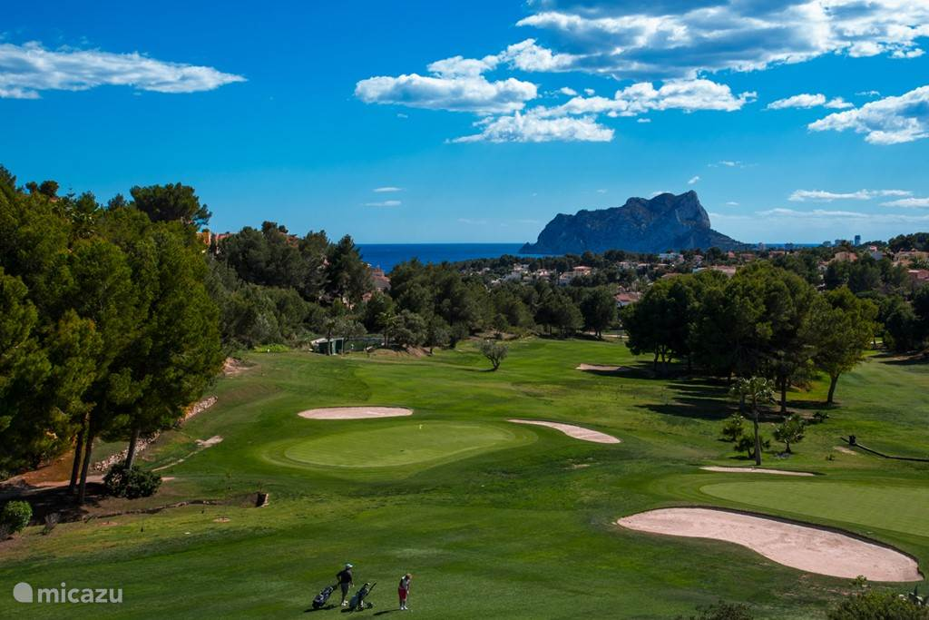 Ifach Golf Club in Moraira
