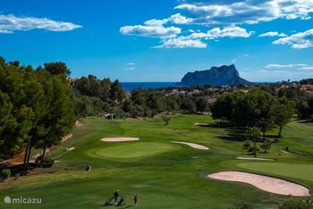 Ifach Golf Club in Moraira