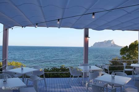 Restaurant/bar in Cala Baladrar