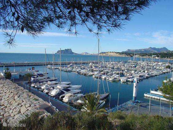 Club Nautic de Moraira