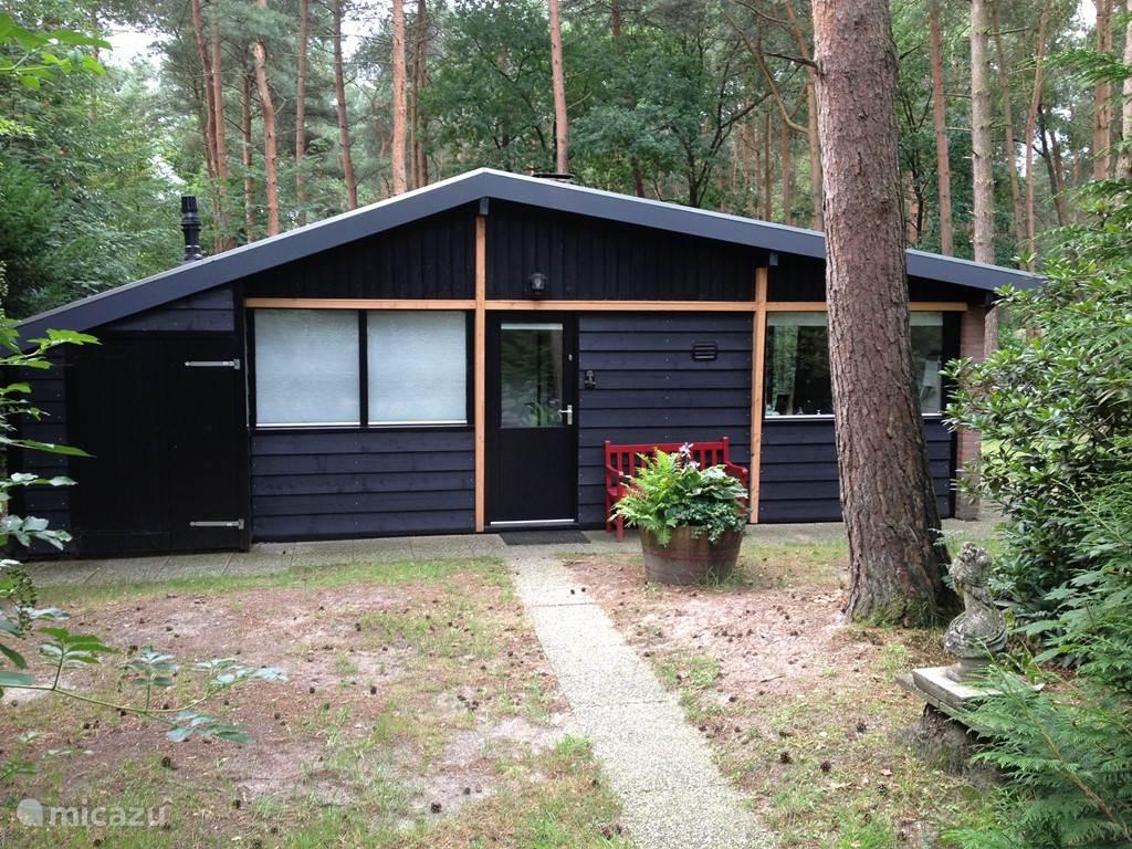 Vakantiehuis Nederland, Overijssel, Giethmen - bungalow Moderne vakantiebungalow