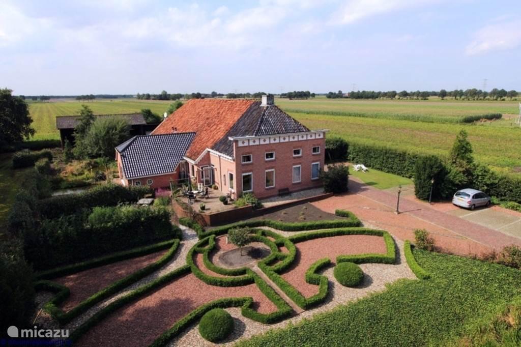 Vakantiehuis Nederland, Groningen – appartement Vakantiehoeve Oase 3