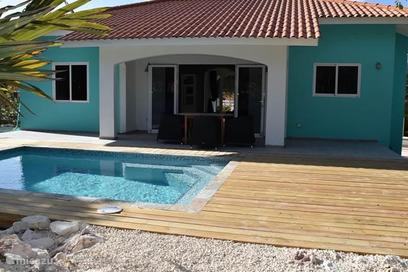 Vakantiehuis Curaçao, Banda Abou (west), Fontein Villa Villa Tortuga Curacao