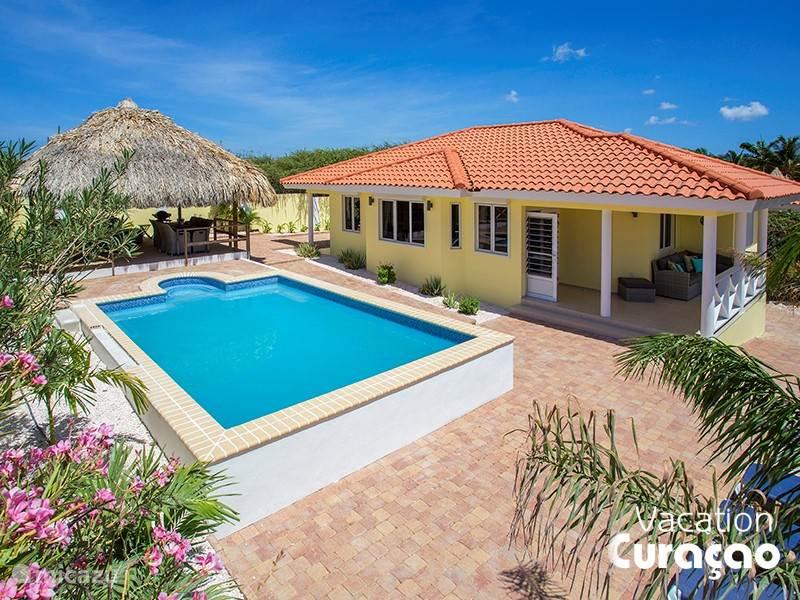 Vacation rental Curaçao, Banda Ariba (East), Jan Thiel villa Villa Bon Siman