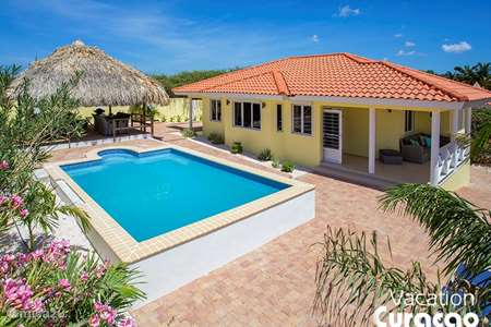 Vacation rental Curaçao, Banda Ariba (East), Jan Thiel villa Villa Bon Siman