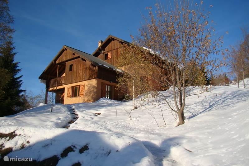 Vakantiehuis Frankrijk, Isère, Villard-Reculas Chalet Chalet Rouge ou Blanc - Alpe d'Huez