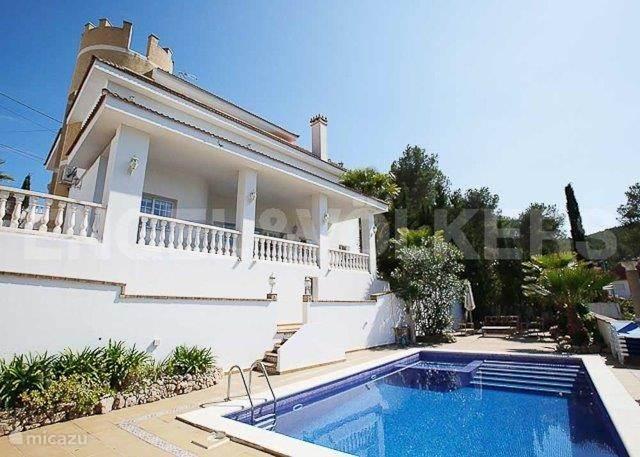 Nieuw Vakantiehuis Spanje, Costa Dorada, Olivella – villa Villa Sitges