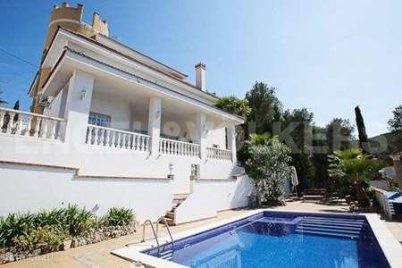 Vakantiehuis Spanje, Barcelona, Olivella villa Villa Sitges