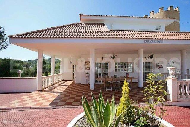 Vakantiehuis Spanje, Costa Dorada, Olivella Villa Villa Sitges