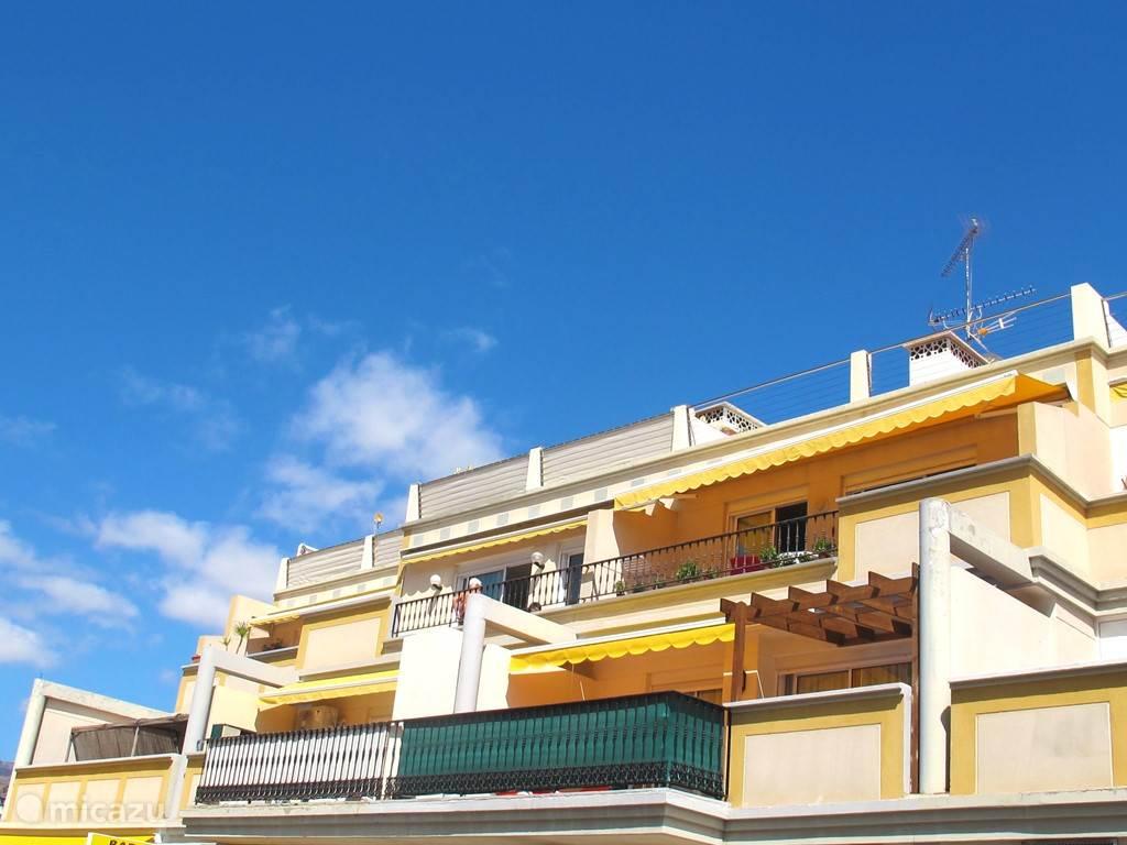 Vakantiehuis Spanje, Gran Canaria, Puerto de Mogan - appartement Appartement Puerto de Mogan