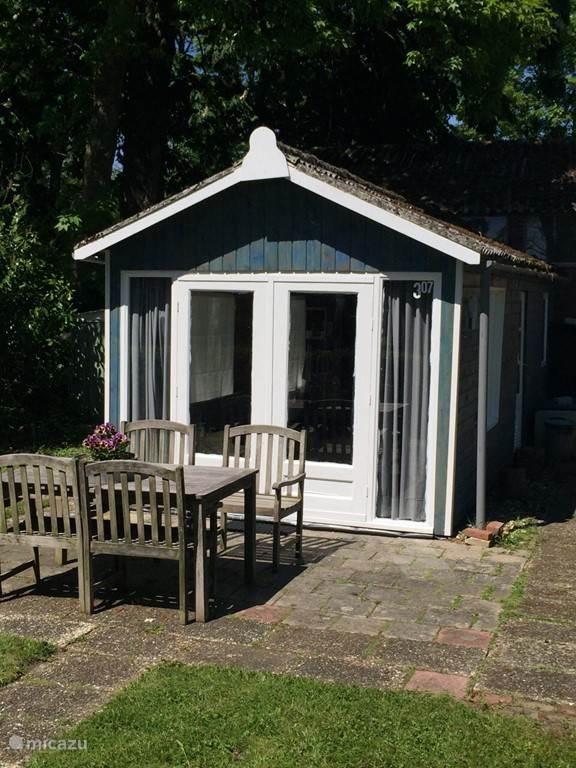 Vakantiehuis Nederland, Groningen, Groningen Chalet Casa Lakezicht dicht bij Groningen