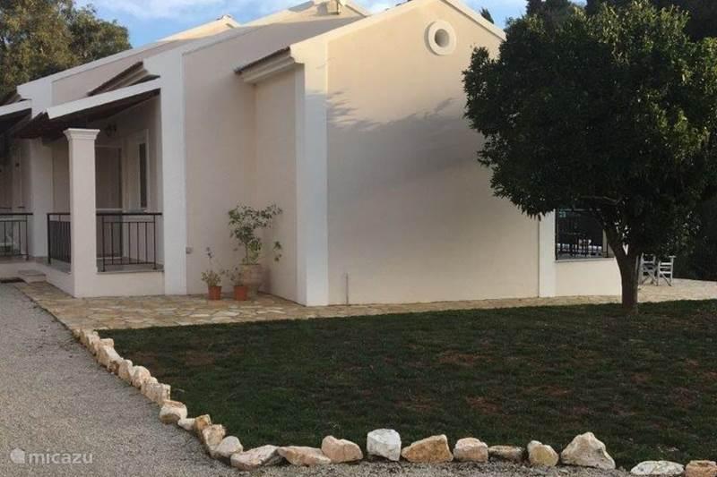 Vakantiehuis Griekenland, Corfu, Afionas Villa Villa Spirena