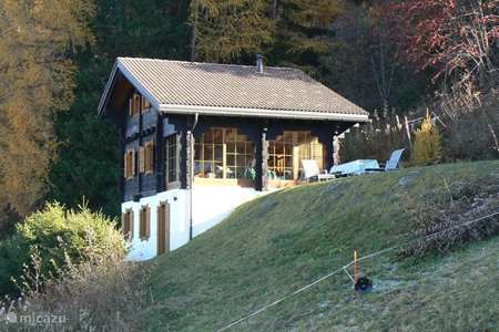 Vacation rental Switzerland – chalet Chalet Perles des Alpes