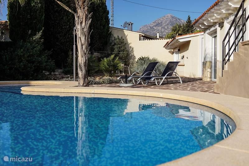 Vakantiehuis Spanje, Costa Blanca, La Nucia Villa Casa La Luna