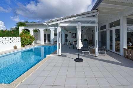 Vacation rental Bonaire, Bonaire, Santa Barbara villa Kas Blankù