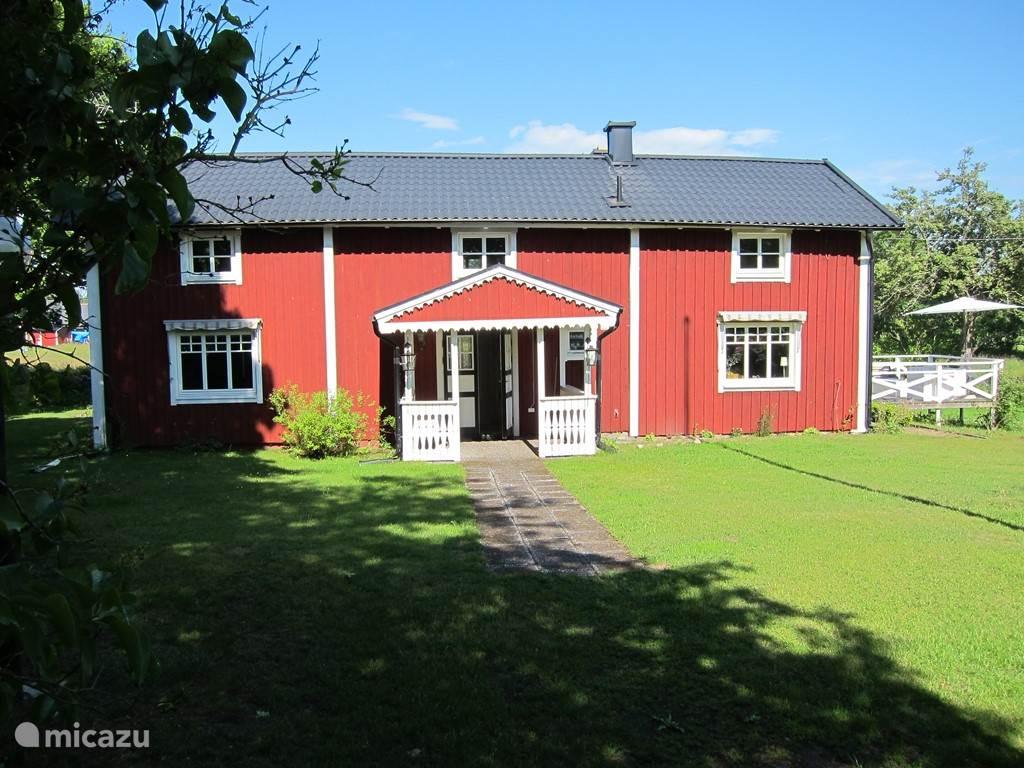 Vakantiehuis Zweden – gîte / cottage Rose Torp