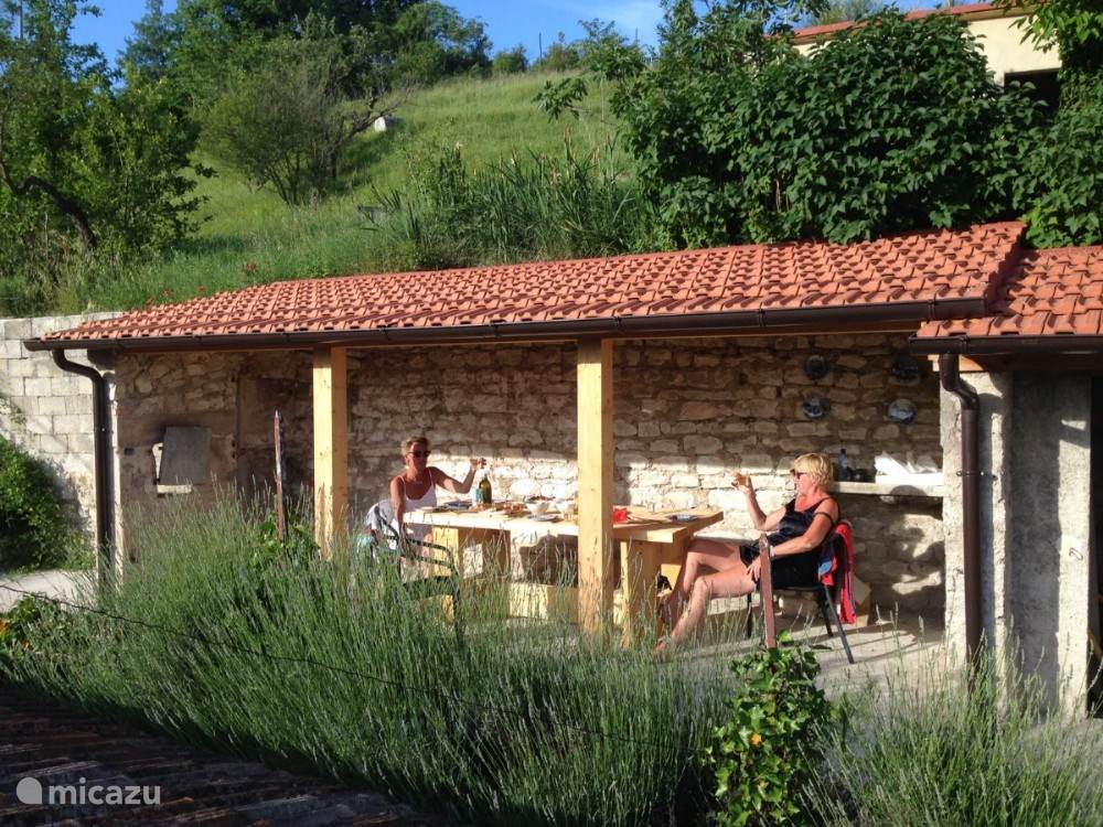 Ferienwohnung Italien, Marken, Pergola Ferienhaus Ferienwohnung Pergola