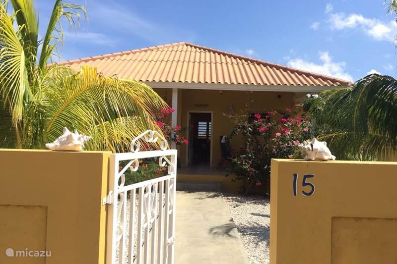 Vakantiehuis Bonaire, Bonaire, Belnem Vakantiehuis Kas Reina