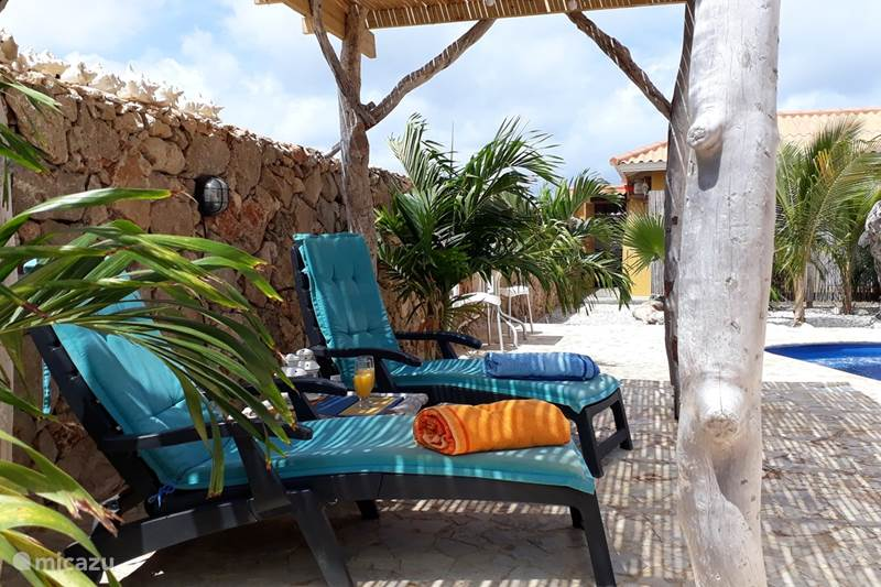 Vacation rental Bonaire, Bonaire, Belnem Holiday house Kas Reina