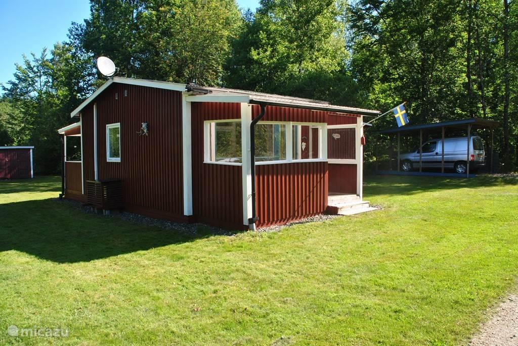 Vakantiehuis Zweden, Halland, Unnaryd - vakantiehuis Unnen