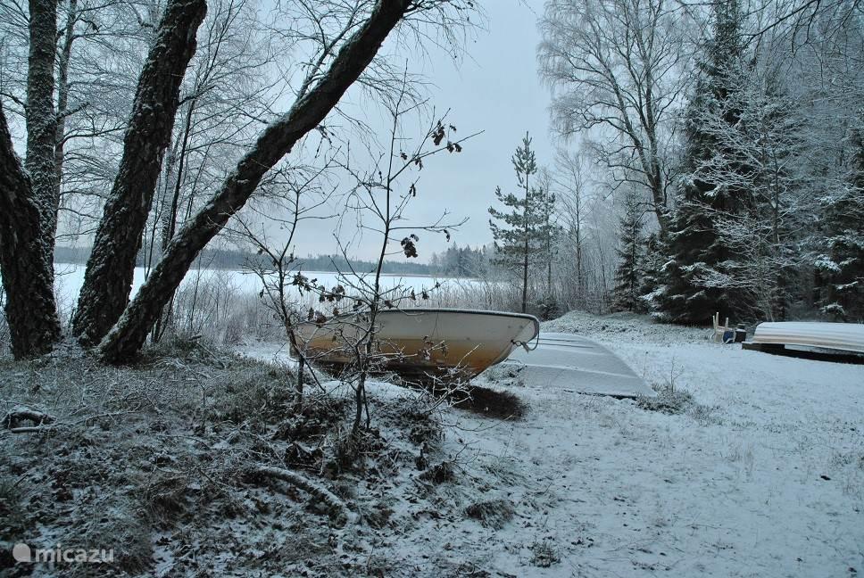 Ook prachtige in de winter!