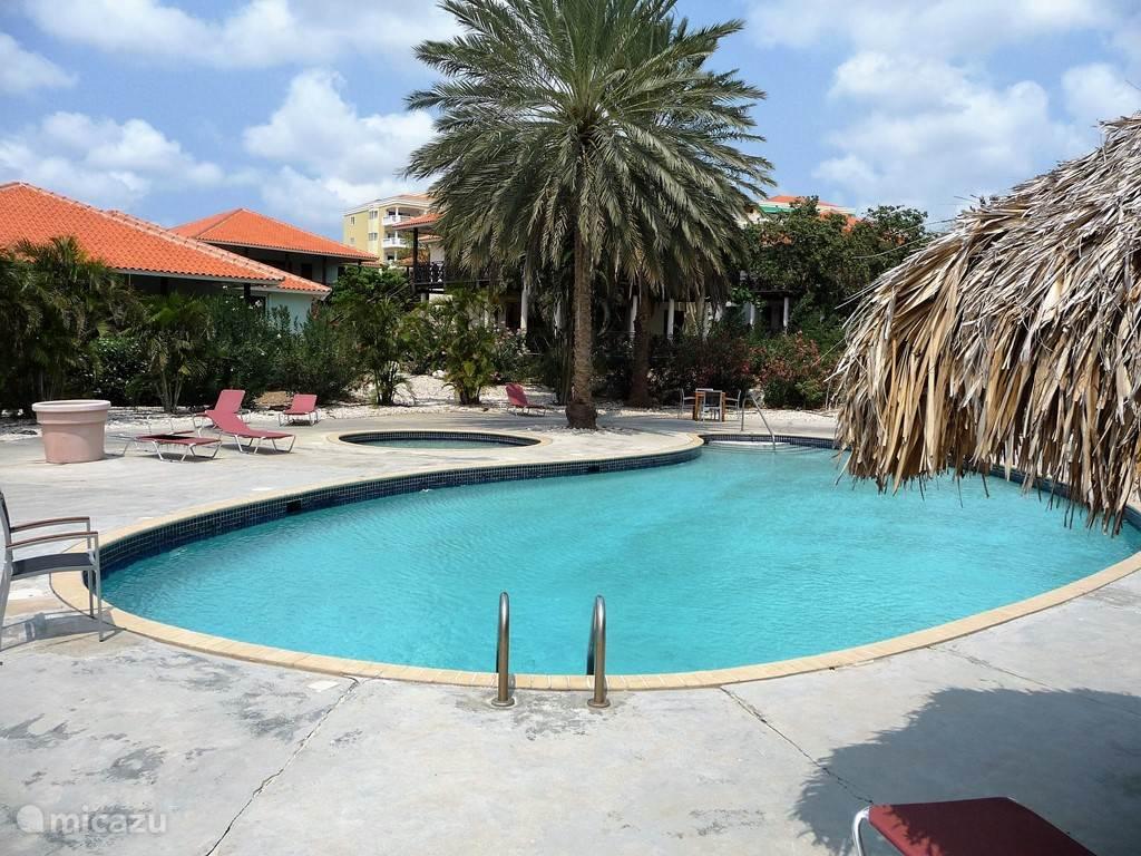 Vakantiehuis Curaçao, Curacao-Midden, Blue Bay Villa Blue Bay Beach Villa Curacao @Pool