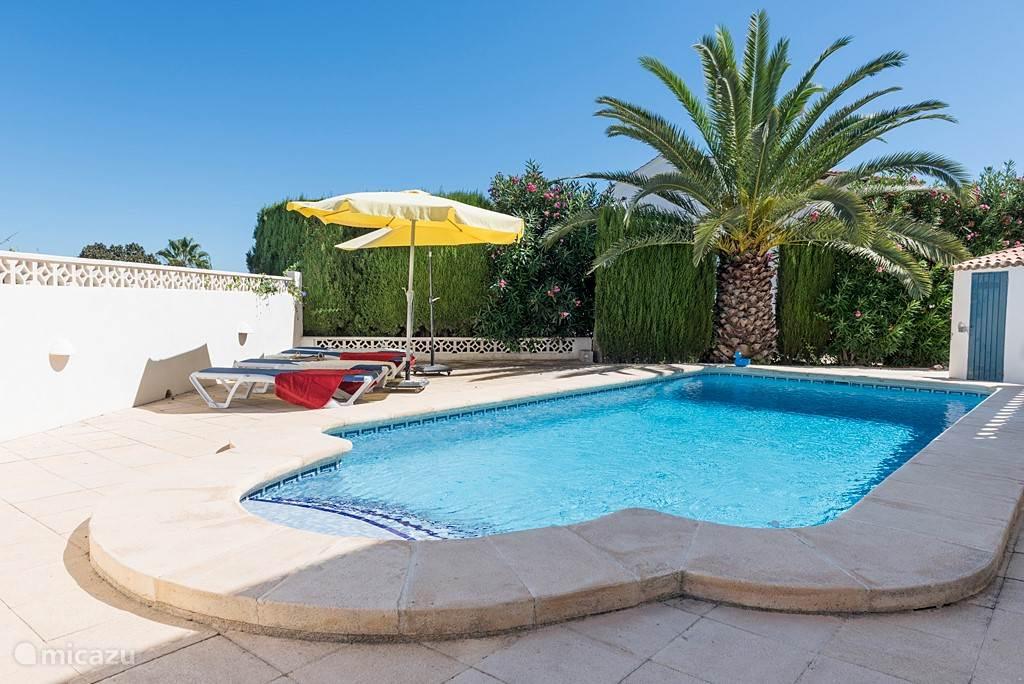 Vakantiehuis Spanje, Costa Blanca, Moraira Villa Casa Delfin