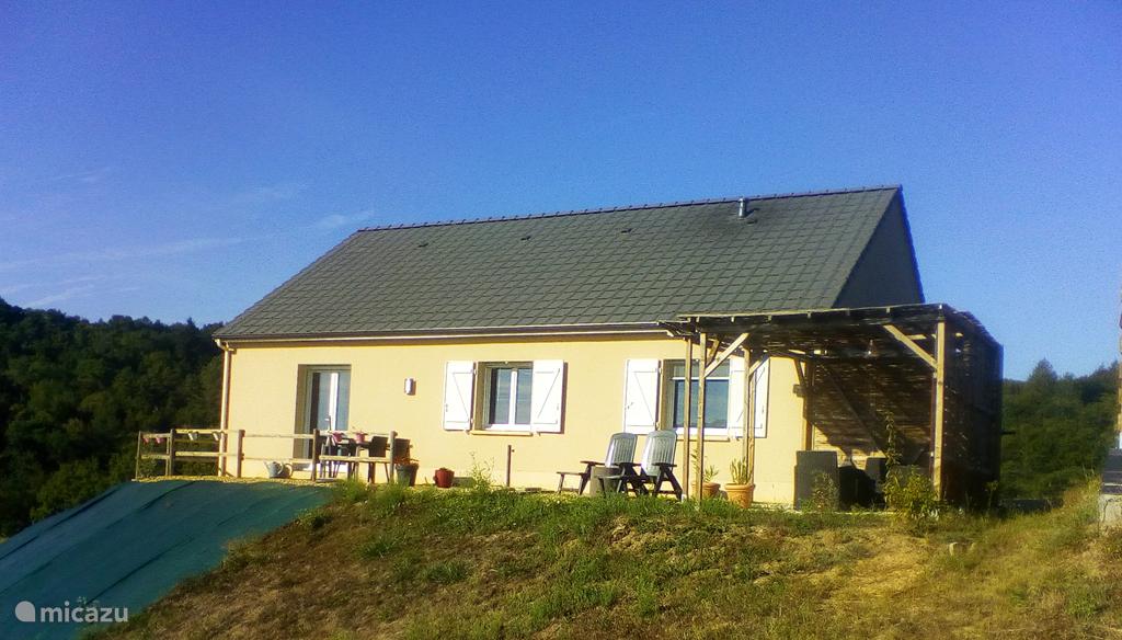 Vakantiehuis Frankrijk, Dordogne, Cublac vakantiehuis La Mirabelle 90m2 modern en comfort