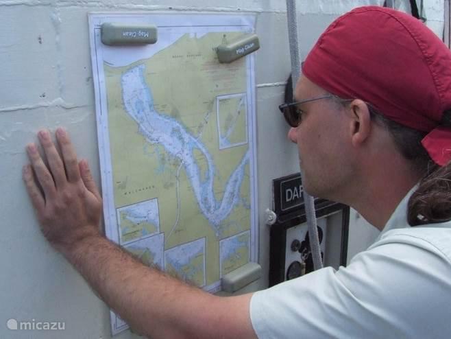 Water kaart lezen
