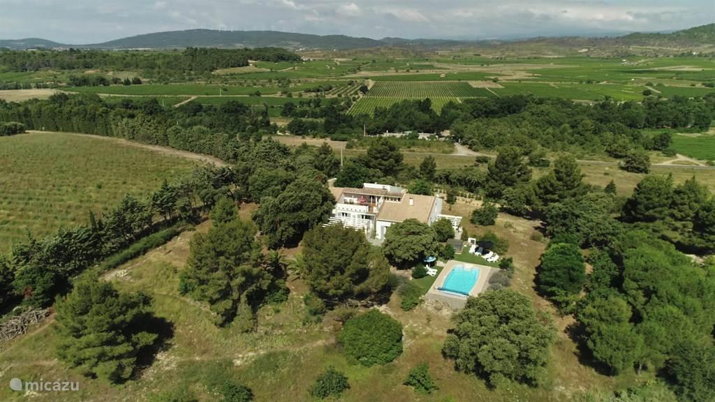 Vakantiehuis Frankrijk, Languedoc-Roussillon, Bize-Minervois villa Le Pavillon