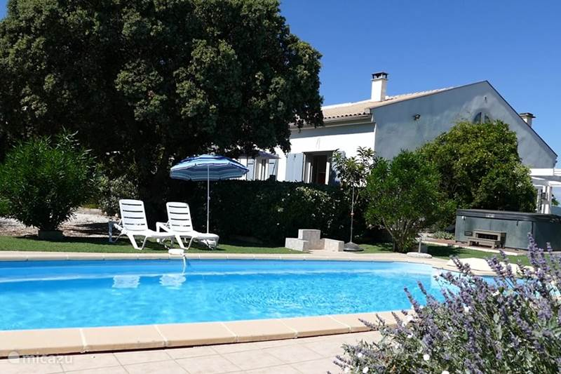 Vakantiehuis Frankrijk, Aude, Bize-Minervois Villa Le Pavillon 4 - 13 personen
