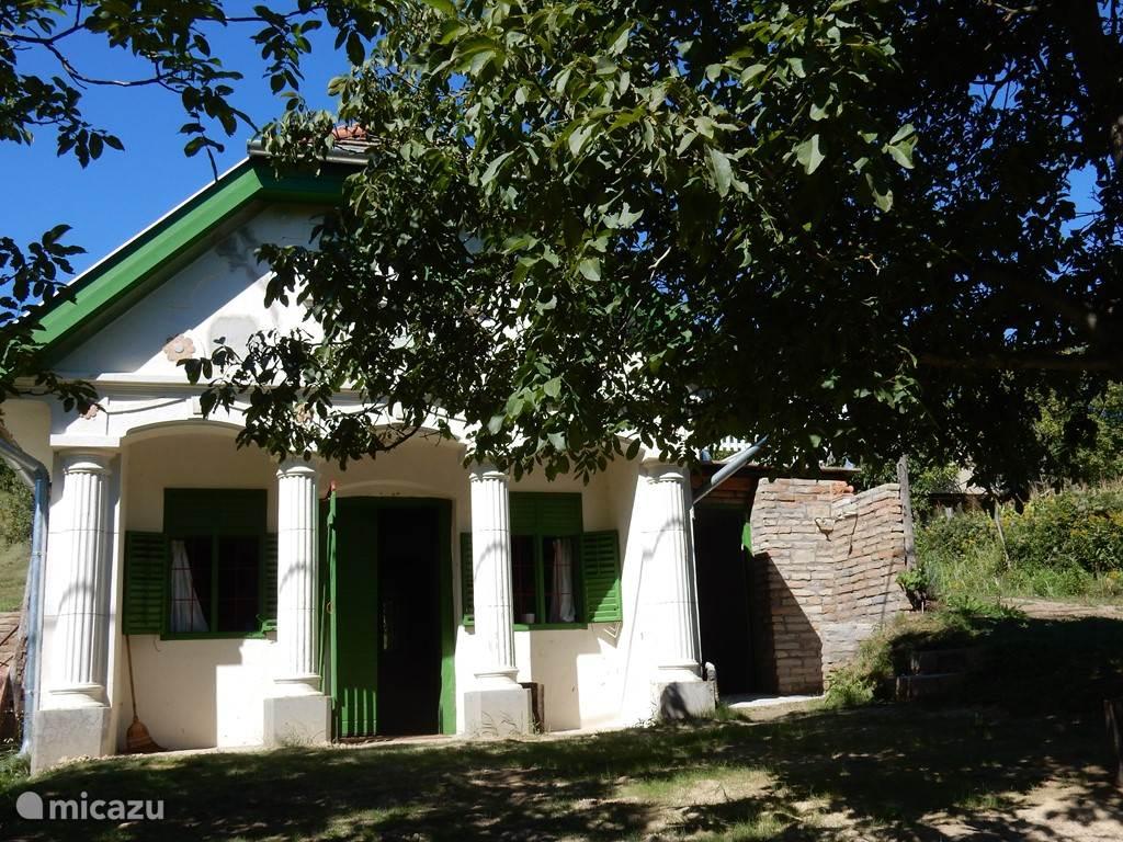 wijn huisje Jacoba is gebouwd in 1923