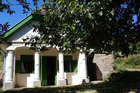 Vakantiehuis Hongarije, Tolna, Nagyszékely vakantiehuis Wijnhuisje Jacoba