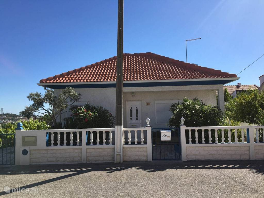Vakantiehuis Portugal, Lissabon Kust, Costa Da Caparica vakantiehuis Vivenda da bela vista