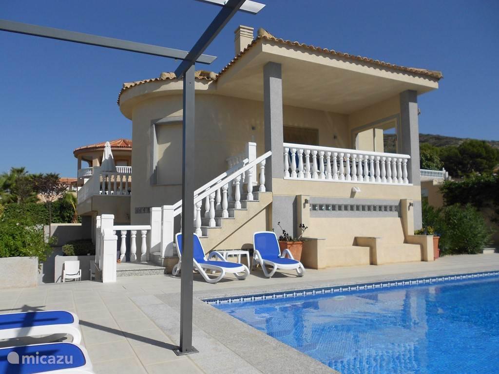 Vacation rental Spain, Costa Blanca, Hondón de las Nieves holiday house Casa Kole