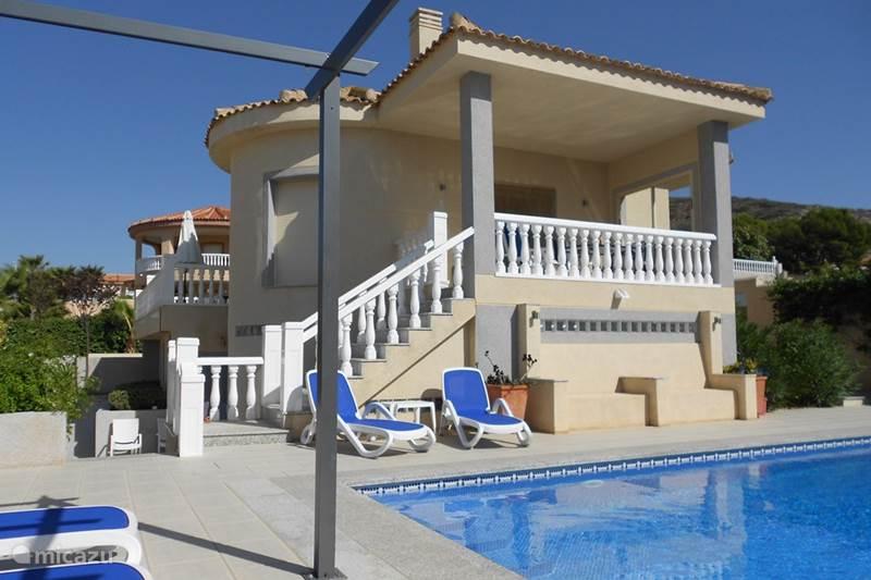 Vakantiehuis Spanje, Costa Blanca, Hondón de las Nieves Vakantiehuis Casa Kole