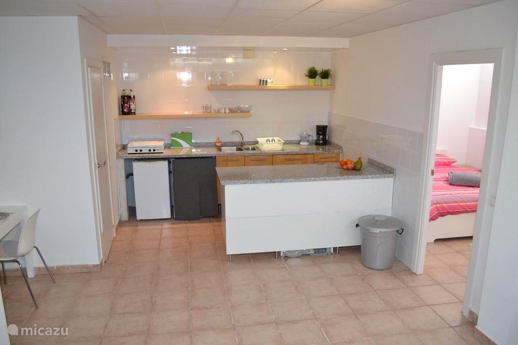 Appartement 2 keuken