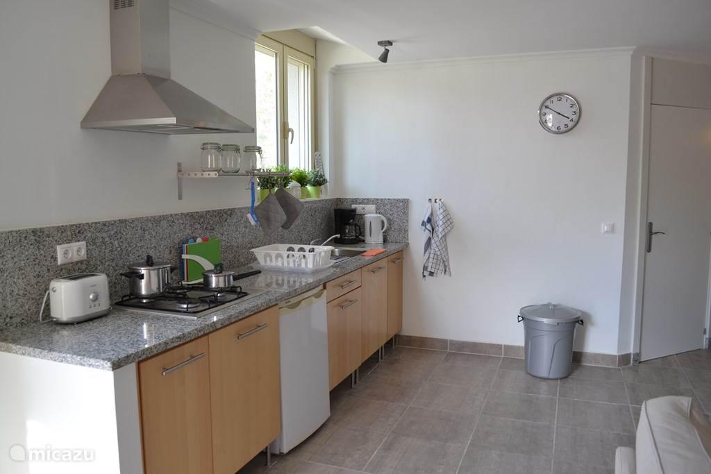 Appartement 1 keuken