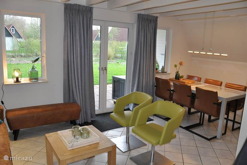 Vakantiehuis Nederland, Overijssel, Gramsbergen Vakantiehuis Vrijstaande bungalow op familiepark