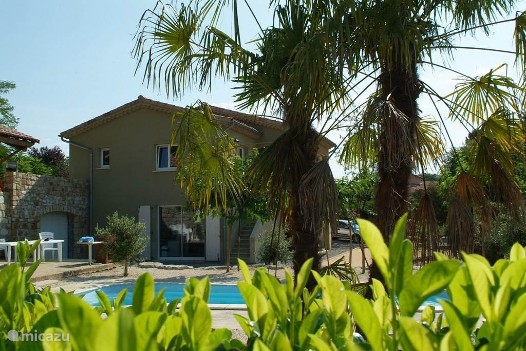 Vacation rental France, Ardèche, Chambonas villa Villa Le Serre