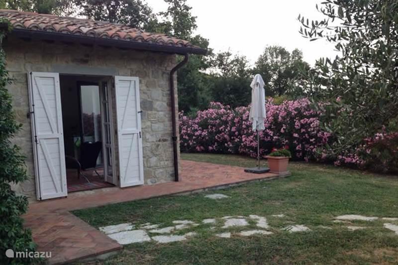 Vakantiehuis Italië, Umbrië, Monte Castello di Vibio Geschakelde woning Borgo San Giovanni