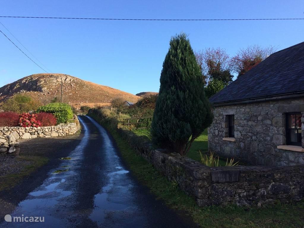 Vakantiehuis Ierland, Mayo – gîte / cottage Ti Suaimhnis